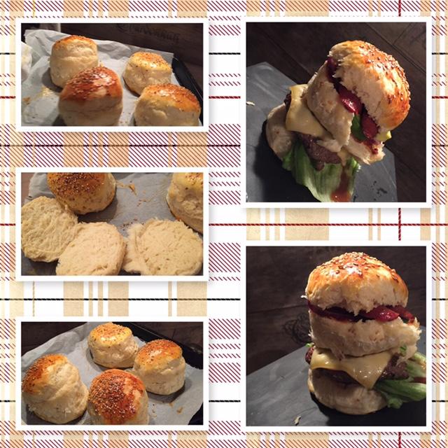 Nusret Doppel Brioche Burger mit Sucuk
