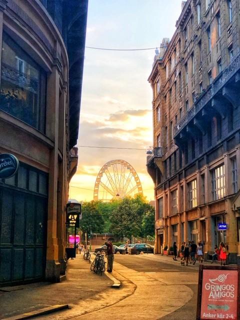 Urlaub in Budapest 2018