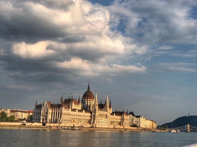 Urlaub in Budapest 2018 l Gozsdu Courtyard der Geheim-Tipp in Budapest l Jamies Italian Budapest