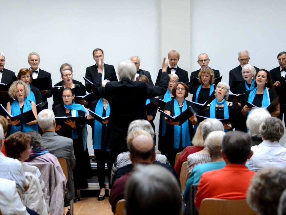 Festkonzert zum 40-jährigen Bestehen im September 2017