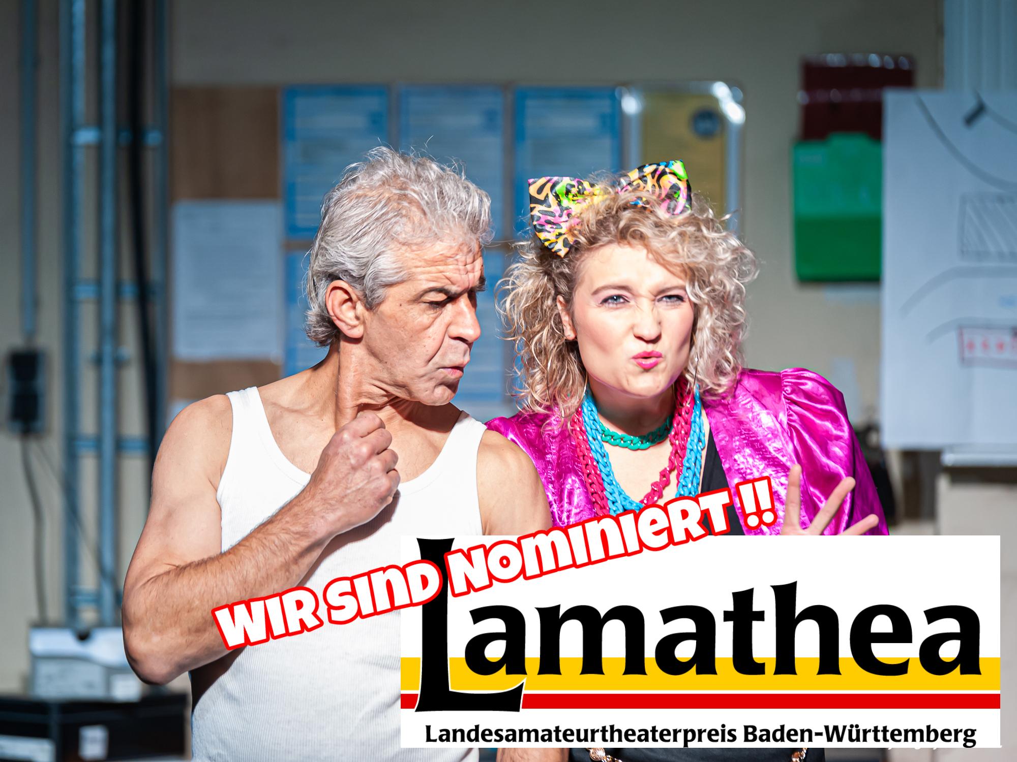 Landesamateurtheaterpreis - Nominierung
