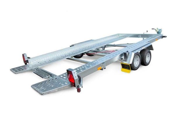 Auto Trailer 2500 kg