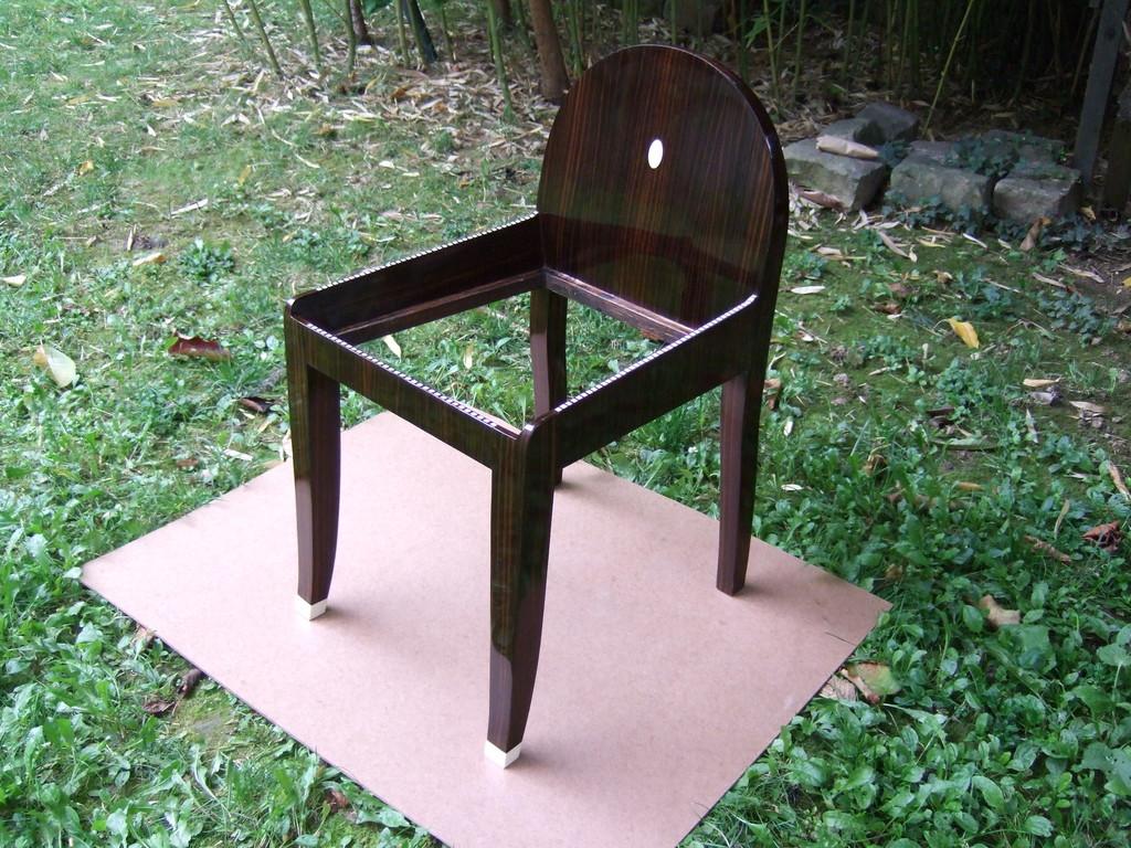 """Chaise 1930 """"Rulhmann"""""""