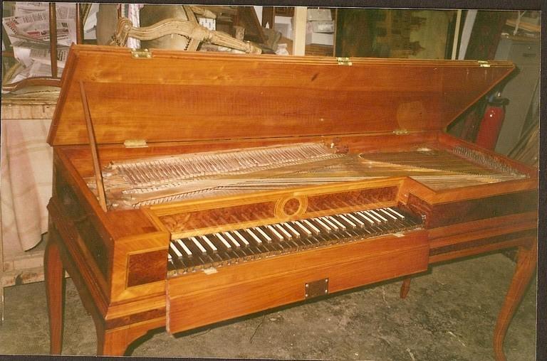 piano forte 18 ième