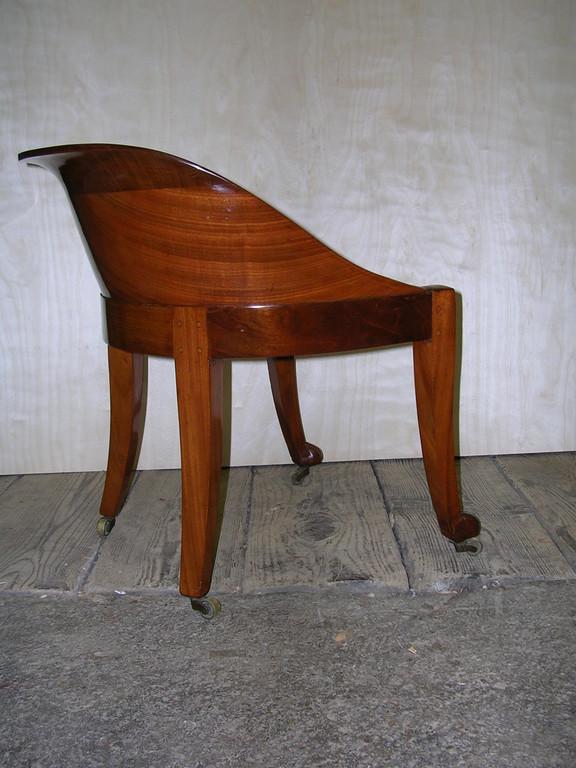 Siège de harpiste 19ème