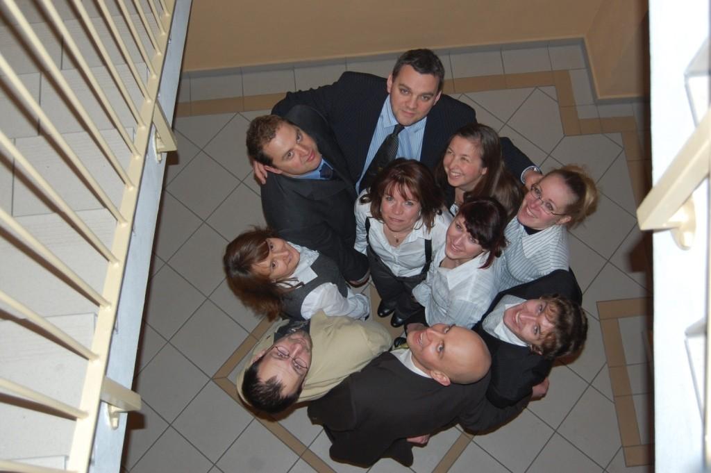 Wir sind der Kreis der Aktionäre ...