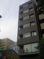 横浜道場外観