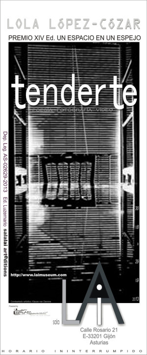 Premio 14 Ed. Un Espacio en Un Espejo.
