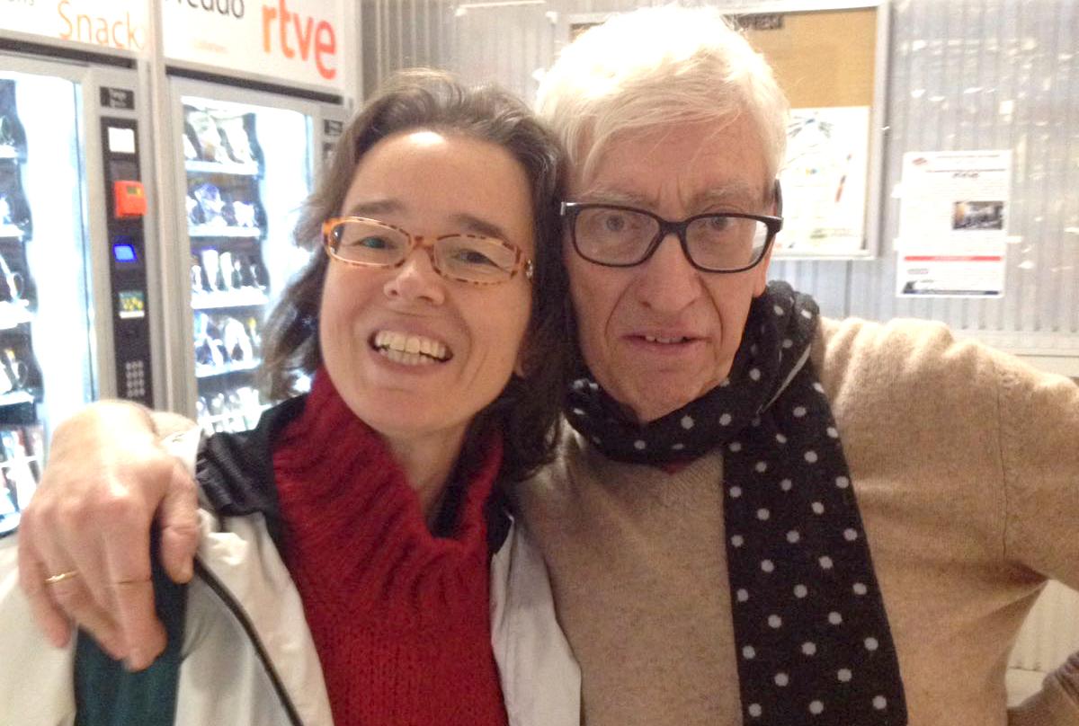 Carmen Ros y Juan de Pablos