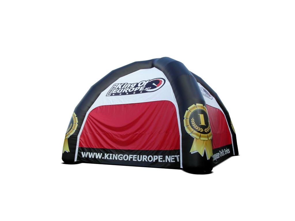 Aufblasbare Zelte mit 100% Druck