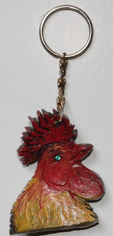 coco coq  / fowl k-chain