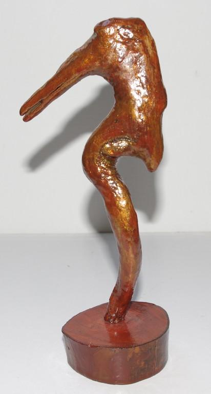 Cheval de mer en bois flotté / driftwood sea horse