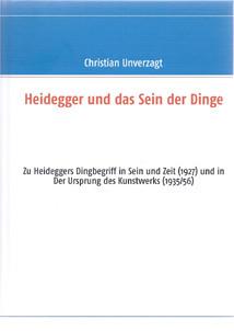 """zurück zur Hauptseite """"Heidegger und das Sein der Dinge"""""""