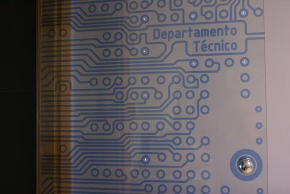 Digitaldruck auf Folie