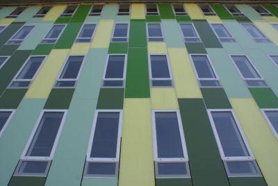 Fassadenplatte