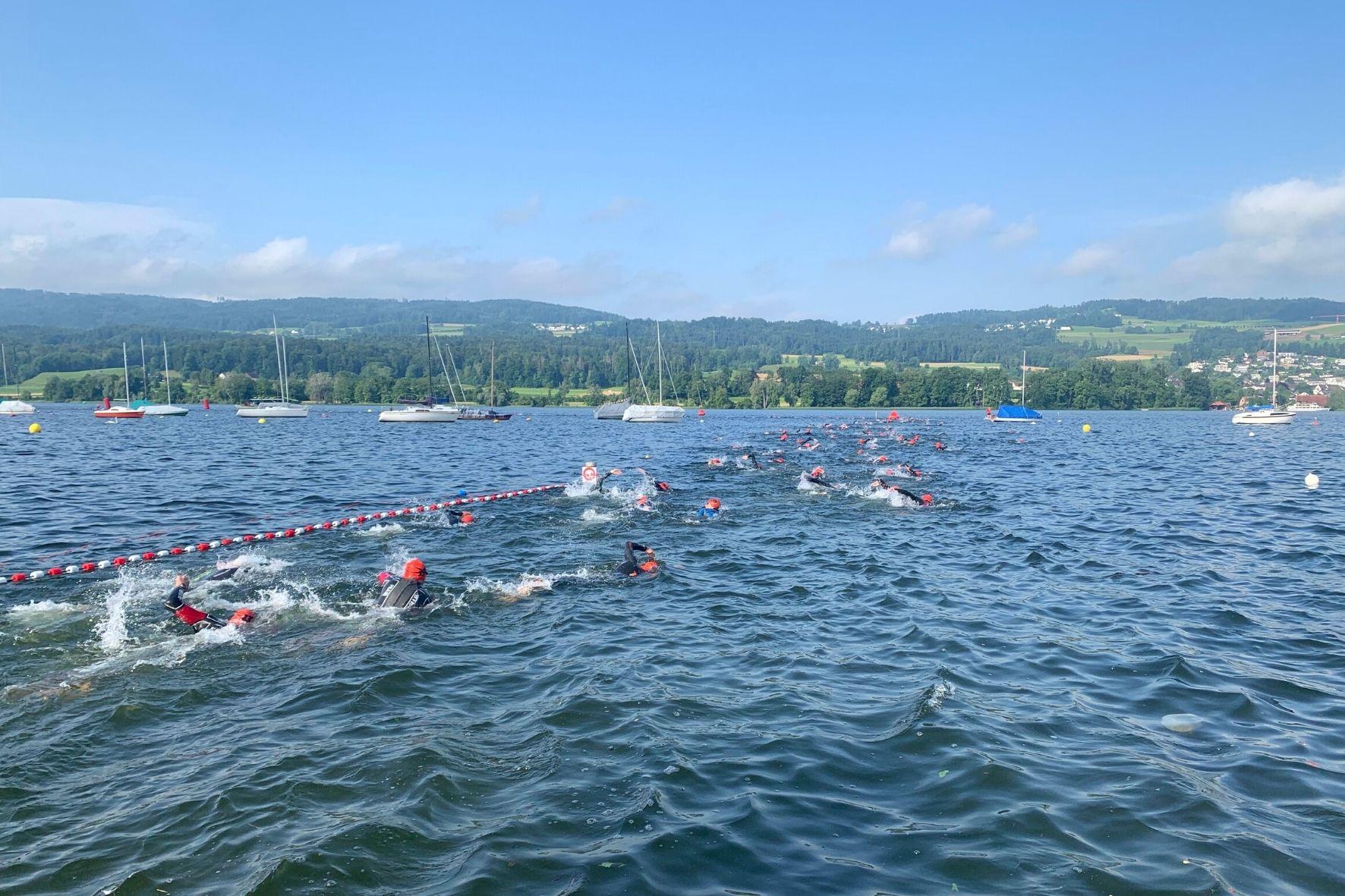 Tag 2 des 32. Int. Uster Triathlon