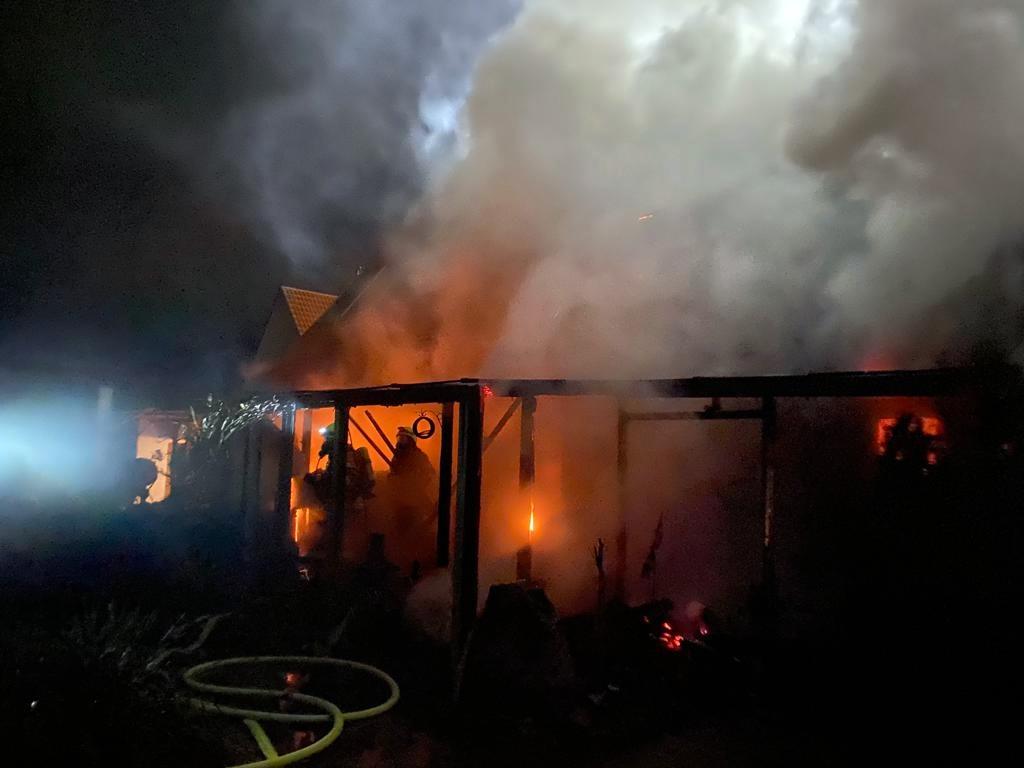 Einsatz 9 - Wohnhausbrand fordert Feuerwehr