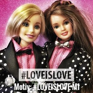 Motiv: #LOVEISLOVE M1
