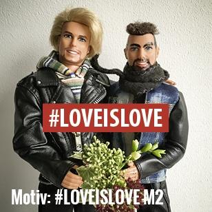 Motiv: #LOVEISLOVE M2