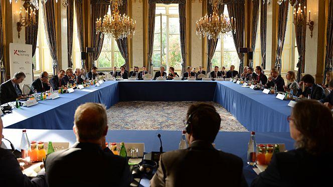 Ein Dialog auf Augenhöhe verbessert die internationale Verständigung (Foto: Frédéric Brunet)