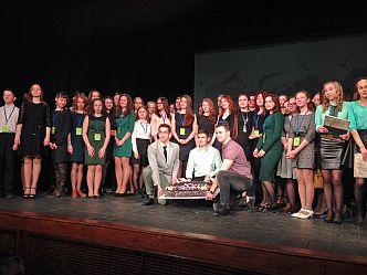 Preisverleihung des russischen Geschichtswettbewerbs in Moskau (Foto: Körber-Stiftung)