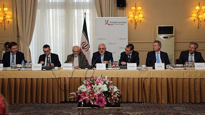 Der 164. Bergedorfer Gesprächskreis tagte in Riad und Teheran (Foto: Körber-Stiftung)