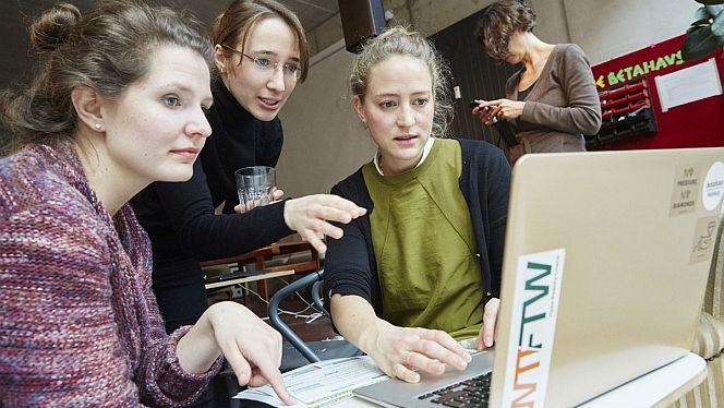Digitaler Wandel erfordert technische Kompetenz (Foto: Claudia Höhne)