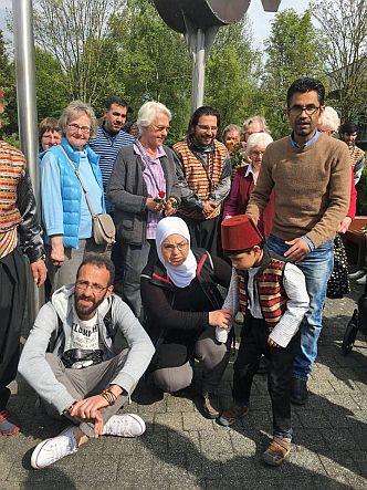 Einwanderungsland Deutschland (Foto: Neue Nachbarn Arnsberg)
