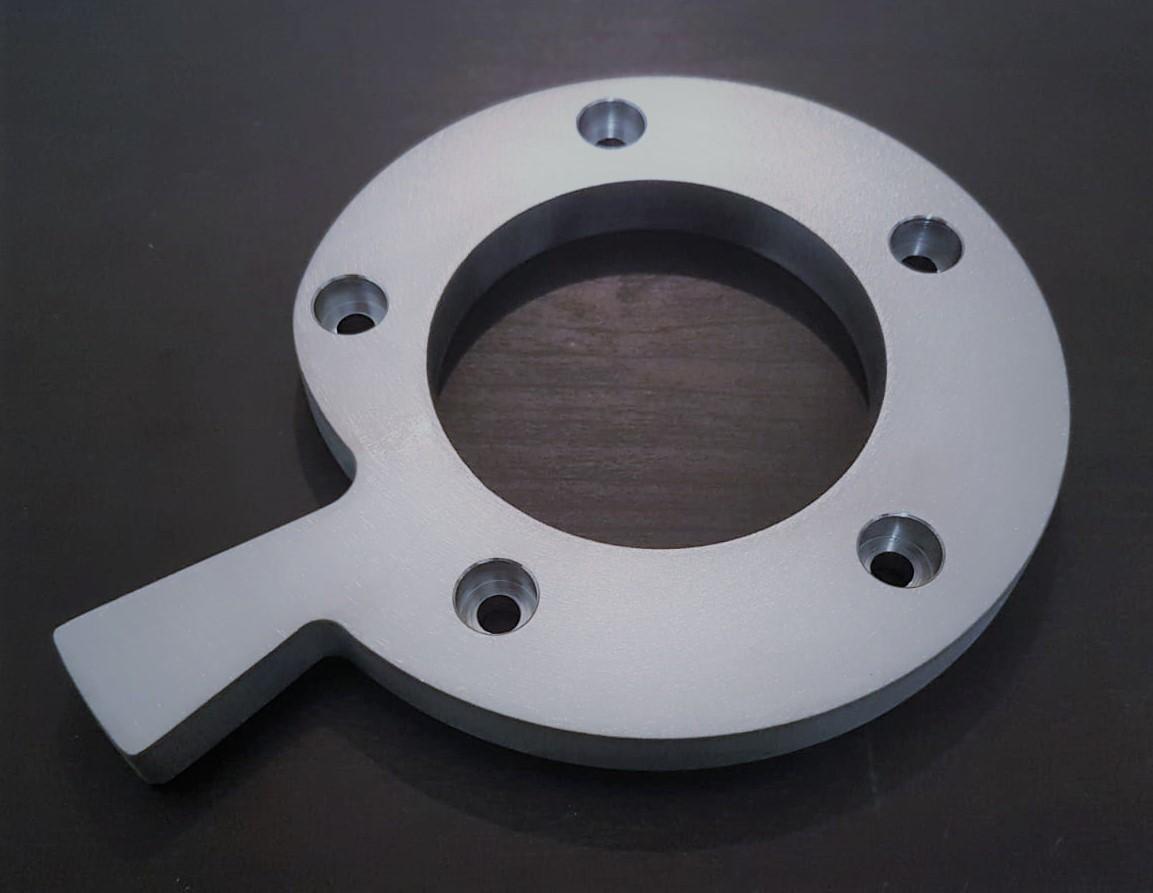 10 mm Werkzeugstahl, Abschieber