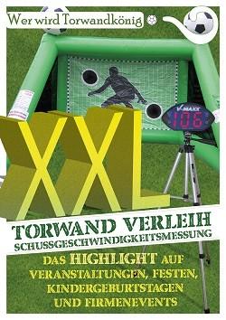 Torwand mieten in Frankfurt Sandra Minnert Fussballcamps in Hessen Torwandschießen