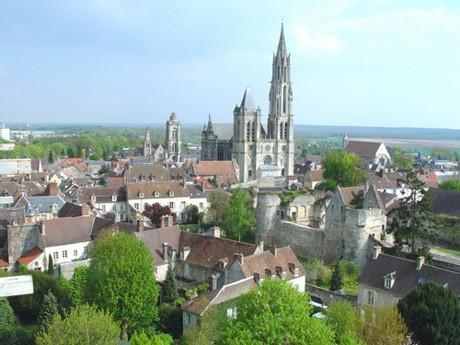 Cathédrale de Senlis - Oise