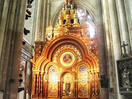 Horloge astronomique - Cathédrale de Beauvais - Oise