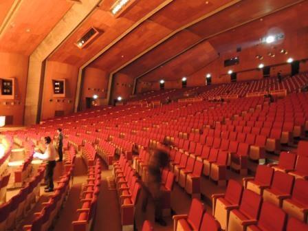 高崎音楽センター 客席