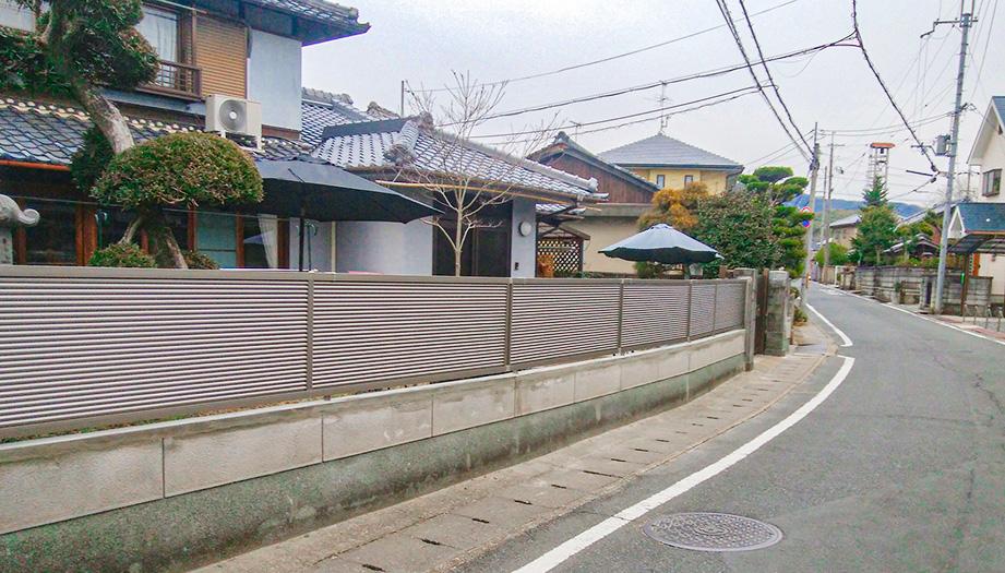 """""""子供たちの通学路をより安全に""""  木津川市"""