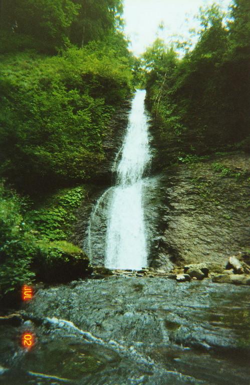 Cascada Iedutului
