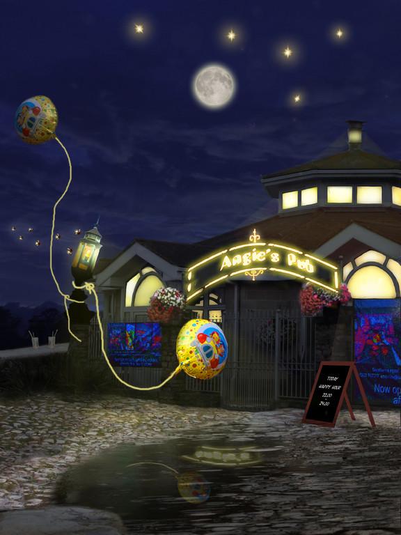 Angies Pub (Vorlagebild Photoshop Creative)