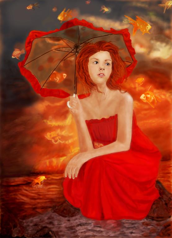 Umbrella,http://www.imaginefx.com