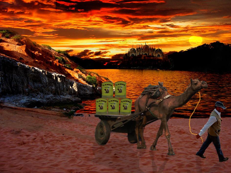 Schmugglerpfad, Thema Homonym (Camel)