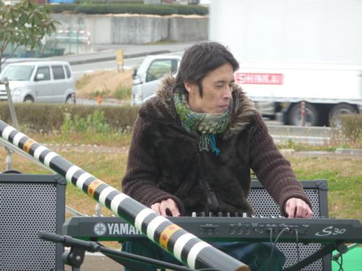 海野さん(シンセサイザー)脅威の作曲家