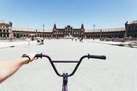 Fixie en Sevilla