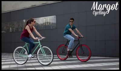 Bicicletas fixie en Italia