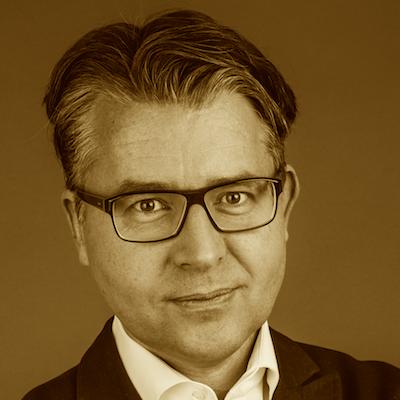 Matthias Schrader, CEO SinnerSchrader, Hamburg