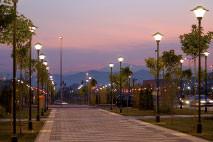 iluminación urbana, arquitectónica