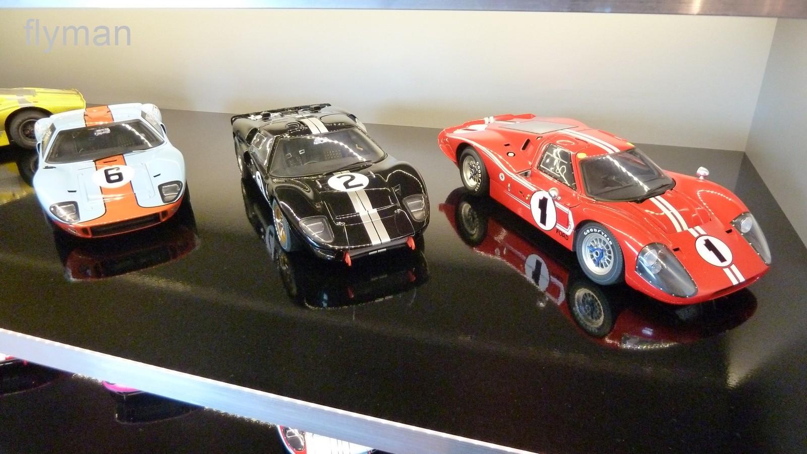 Die Le Mans Gewinner