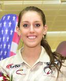 Danielle McEwan (USA) - 3rd