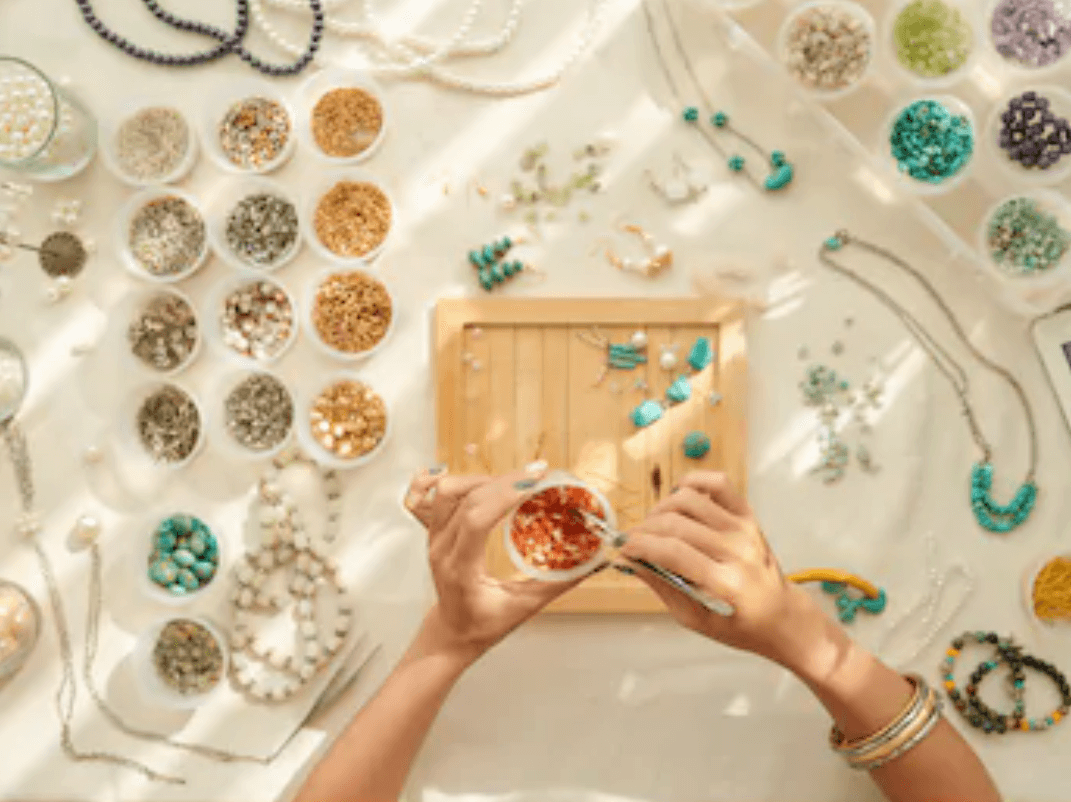 Bijoux Fabrication Artisanale Fait Main