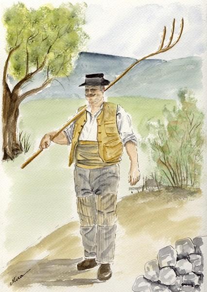 Un paysan
