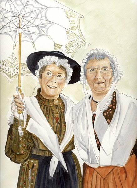 les Dames de Mons