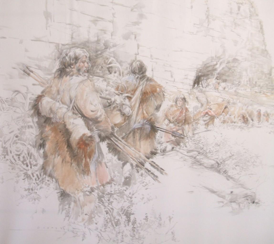 fresque Benoit Clarys