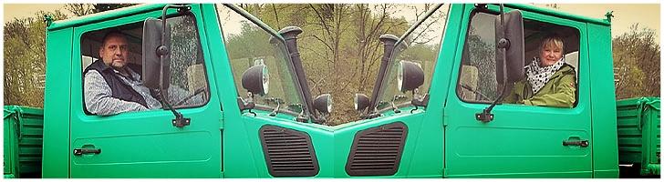 Sylke und Norbert - 4x4-Globetrotter